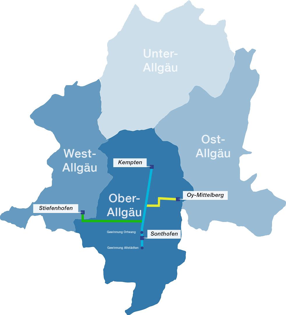 Karte-Einzugsgebiet-Zweckverband-Fernwasser-Oberes-Allgaeu