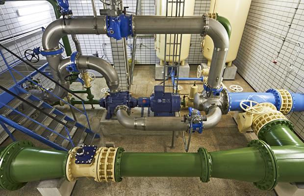 Versorgungseinrichtungen Zweckverband Fernwasser Oberes Allgäu